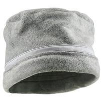 Banded Fleece Winter Cap-Grey