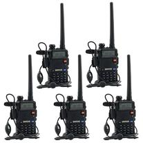 BaoFeng LYSB00E4FO2TW-SPRTSEQIP Dual-Band Two Way Radio with