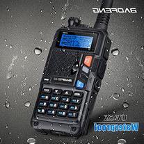 Baofeng New Version UV-5X Dual Band UHF VHF Radio