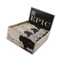 Epic All Natural Meat Bar, 100% Grass Fed, Bison, Bacon and