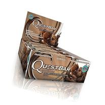 Quest Bar Double Chocolate Chunk -4 Boxes- Low Carb Protein