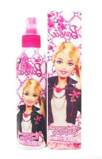 Barbie Cologne Body Spray 6.8 oz for Girls by Mattel, Inc
