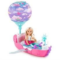 Barbie Dreamtopia Magical Dreamboat Doll Playset