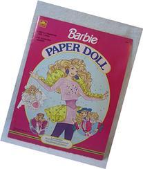 Barbie Paper Doll Book w Wedding, Skating, Western & More