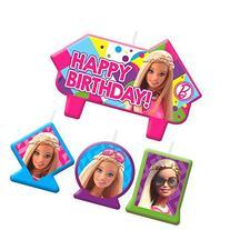 Barbie Sparkle Candle Set