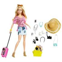 Barbie Vacation Doll Giftset