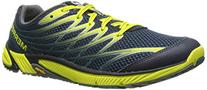 Merrell Men's Bare Access 4 Trail Running Shoe, Dragonfly/