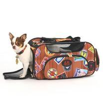 Bark n Bag Old World Traveler Weekender - Small