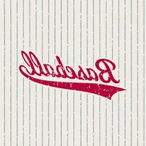 Baseball Time Party Supplies - Lunch Napkins