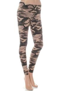 Emmalise Women's Basic Full Ankle Length Pattern Printed