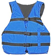 Basic Coast Guard Approved Life Jacket By Hardcore Water