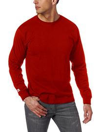 Russell Athletic Men's Basic Cotton Long Sleeve Tee, True