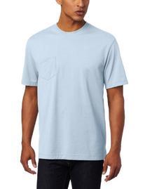 IZOD Men's Basic Solid Crew Neck T-Shirt, White, X-Large