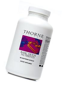 Thorne Research - Basic Detox Nutrients - Soy-Free -