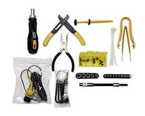 Syba 43 Piece PC Basic Maintenance Tool Kit with Chip