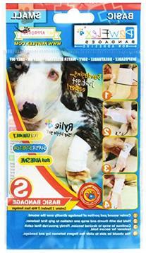 Pawflex Bandages Basic Bandages for Pets  Small