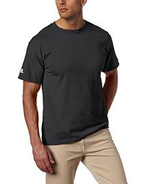 Russell Athletic Men's Basic T-Shirt, Black, X-Large