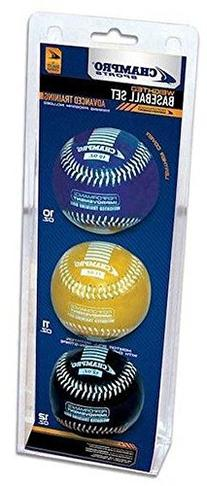 Champro Basic Weighted Training Baseball