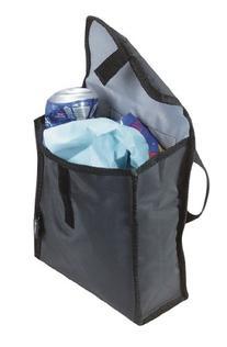 Basix Litter Bag, Black