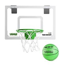 SKLZ Pro Mini Basketball Hoop - Glow In The Dark