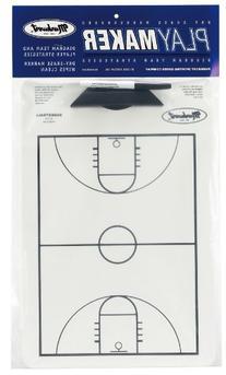 "Markwort Basketball Playmaker Markerboard 12"" X 18"" size"