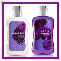 Bath and Body Works Lotion and Shower Gel, Dark Kiss, 2 Pc