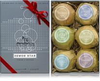 ArtNaturals Bath Bombs Gift Set - Ultra Lush Essential Oil