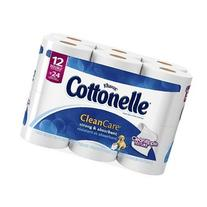 Cottonelle Bath Tissue 12 Big Rolls
