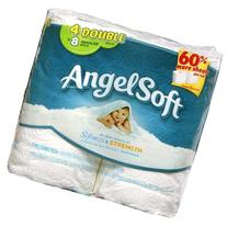 Angel Soft' Bath Tissue - 48 Double Rolls