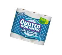 Quilted Northern Bath Tissue Soft and Strong Mega Roll, 9