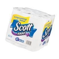 Scott Bathroom Tissue - 27 CT