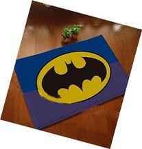 Batman Mats Cover Non-Slip Machine Washable Outdoor Indoor