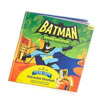Hallmark Batman Riddles and Roars Interactive Storybook
