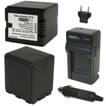 Wasabi Power Battery  and Charger for Panasonic VW-VBN260