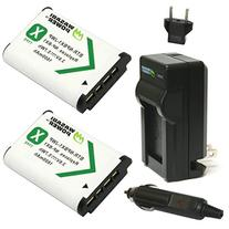 Wasabi Power NP-BX1 Battery  and Charger for Sony NP-BX1/M8