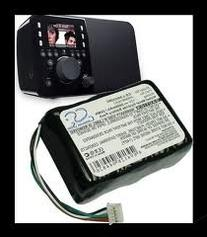 Battery for Logitech Squeezebox Radio
