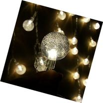 Cmyk® Battery Operated 40 LED String Light with Crystal