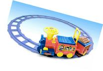 National Products 6V Battery Operated Talking Train with