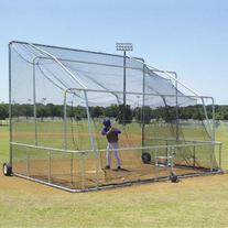 SSG / BSN BS4 Portable Backstop Replacement Net
