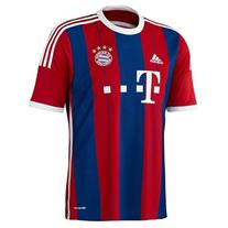 Adidas Bayern Munich 2014-15 Official Home Soccer Jersey