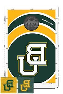 Baylor Bears Vortex Baggo Bean Bag Toss Game Portable