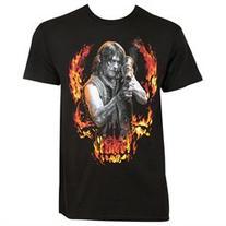 Walking Dead Bazooka Daryl Tee Shirt