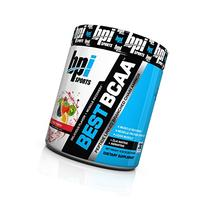 BPI Sports -BCAA Powder, Fruit Punch, 10.58 Ounce