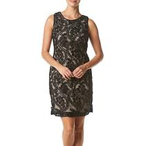Taylor Dresses® Beaded Sequin Dress