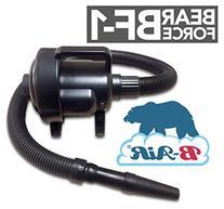 B-Air BF-1 Black Inflatable Air Pump Great 1/4 HP 115 Volt
