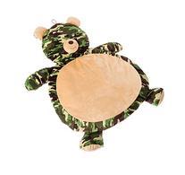 Bear Baby Mat, Camo/Green