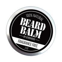ALL NATURAL Beard Balm - BEST Leven Rose Beard Balm - 100%