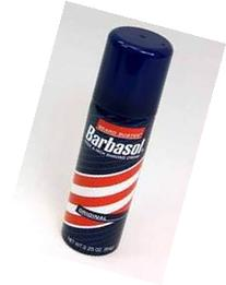 Barbasol Beard Buster Thick & Rich Shaving Cream Travel Size
