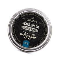 CanYouHandlebar Classic Premium Beard Dry Oil : Fragrance-