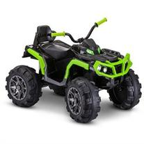 Pacific Cycle Beast ATV 12 Volt Powered Ride On - Black and
